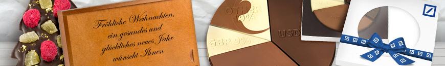 Schokolade mit individuellen Zutaten
