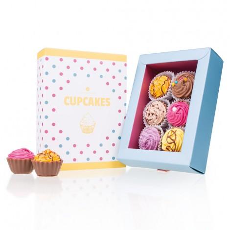 6 American Cupcakes