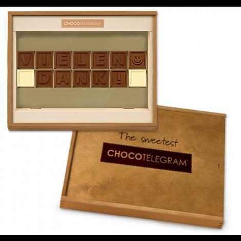 Vielen Dank - ChocoTelegram 14  - Deluxe