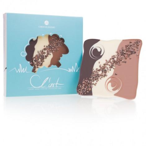 Schokoladentafel L´Art - Schaf