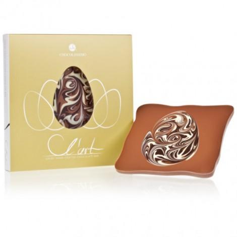 Schokoladentafel L´Art - Osterei
