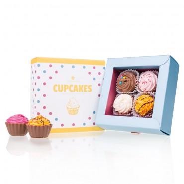 4 American Cupcakes