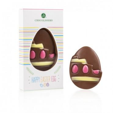 1 Bunte Osterei-Schokolade