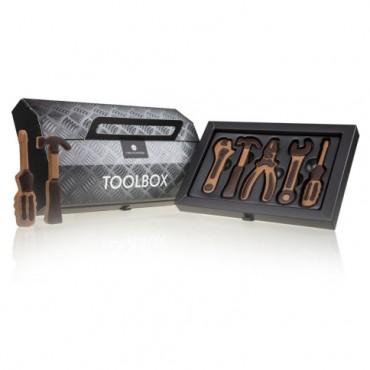 Toolbox I - Werkzeug aus Schokolade