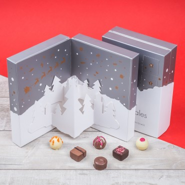 Winter Tales Pop Up Adventskalender