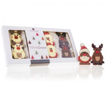 Santas & Reindeer