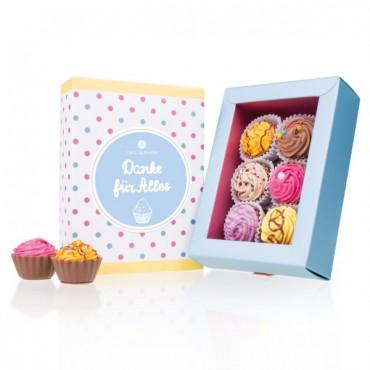 6 American Cupcakes - Danke