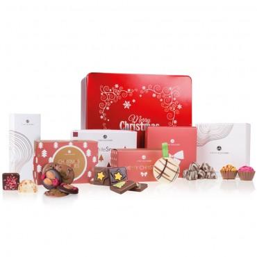 Präsentset Merry Christmas II