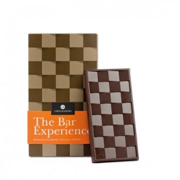 """Dunkle Schokolade """"Tansania"""" - 75% Kakao"""