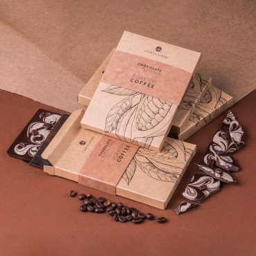 NEU ! Kaffee Extreme Midi - Schokolade