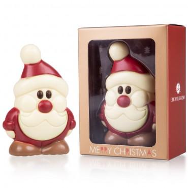 Xmas Santa White