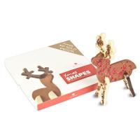 Xmas Reindeer 3D Solo