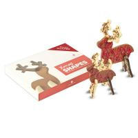 Xmas Reindeers 3D