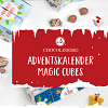 Flyer Adventskalender Magic Cubes