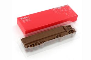 Schokoladen-Truck