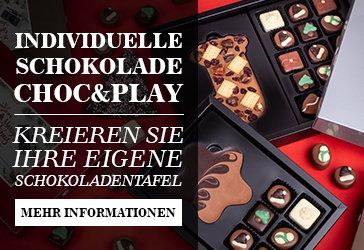 Individuelle Schokolade