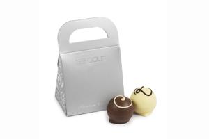 Premium Chocolate mit Hotstamping